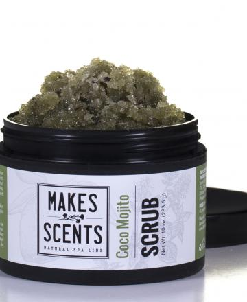 Makes Scents Coco Mojito Body Scrub