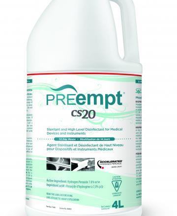 PreEmpt CS20