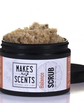 Makes Scents Balance Scrub