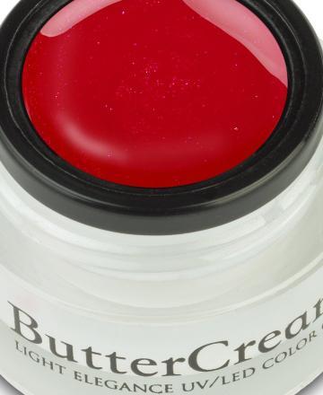 Light Elegance Buttercream UV/LED Colour Gel Loose Lips - The Art of Kissing Collection