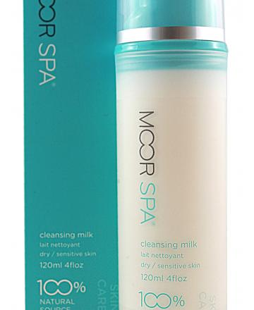 Moor Spa Cleansing Milk