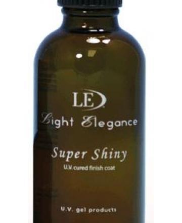 Super Shiny is a UV/LED-cured gel
